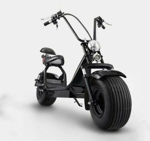 Fat Tire 2000w Electric Scooter 60V 20AH Lithium Scooter