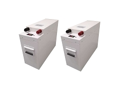 24 Volt 400 Amp Hour LIFEP04 Lithium Battery System | 2 x 24V 200AH | 24V 400AH